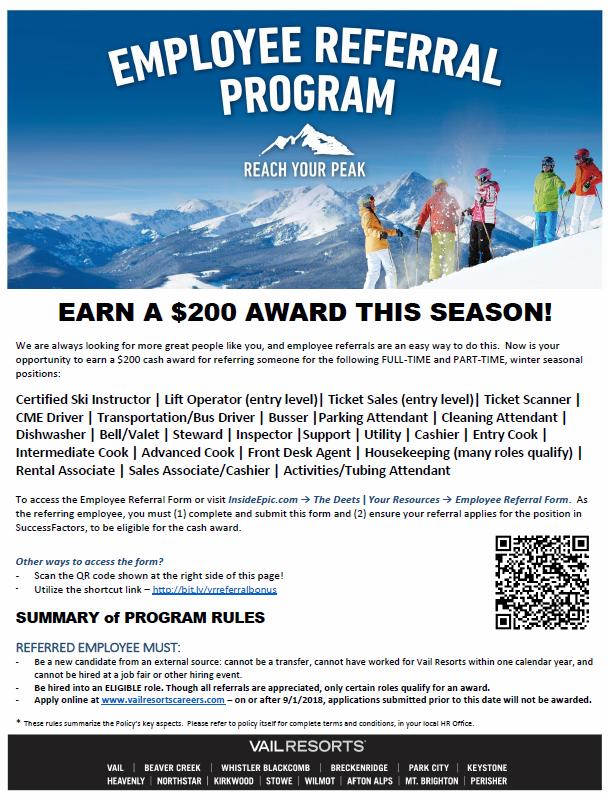 employee referral program policy - Monza berglauf-verband com
